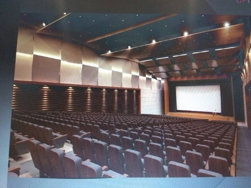 Auditorium Design Services