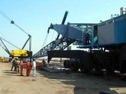 Crane Relocation Services