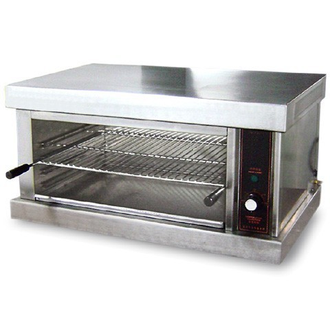 Salamander Grill, Cooking Equipment - CoolBite Technology, New Delhi ...