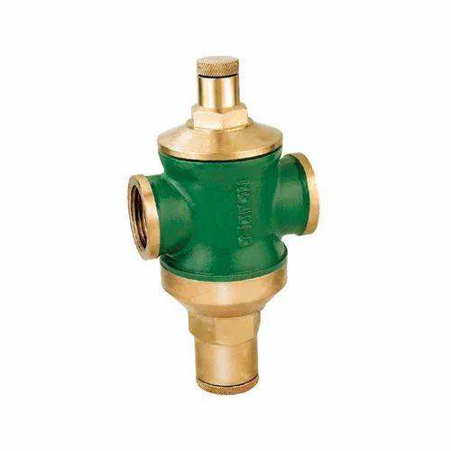 Zoloto Bronze Compact Pressure Reducing Valve (Screwed)