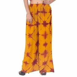 Ladies Designer Tie Dye Palazzo