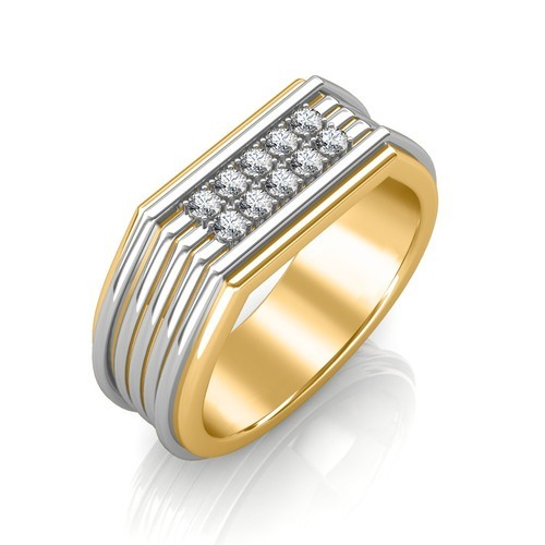 Mens Designer Diamond Ring Size Free