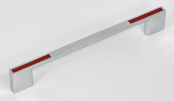 Red Cabinet Handles