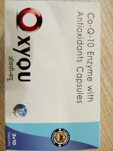 Co Q 10  Enzyme with Antioxidants Capsule