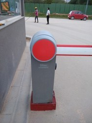 Traffic Boom Barrier