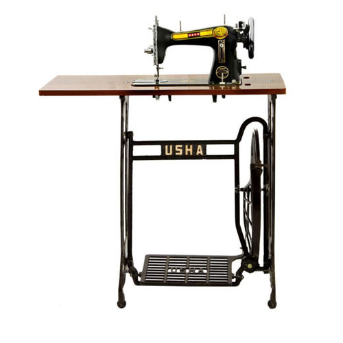 Foot Pedal Sewing Machine on