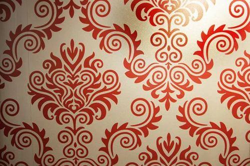 sustainable design, green design, building material, new materials, xflex,  blast,. The X-Flex wallpaper ...