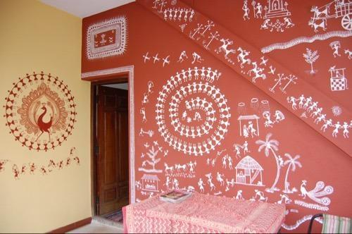 Warli Paintings Designer Warli Paintings Manufacturer