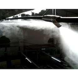 High Pressure Fogging Machine