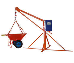 Mini Hoist Machine