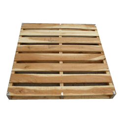 Square Two Way Wooden Pallet