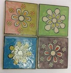 Hand painted Ceramic Tiles