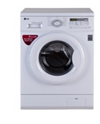 Load Fully Automatic Washing Machine Blue White