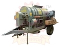 Multi Crop Cutter Thresher Three Fan