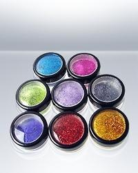 glitter powder for nail polish