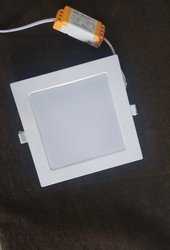 White Surya LED Downlight 15W, 15 W, Model: Surya Downlighter