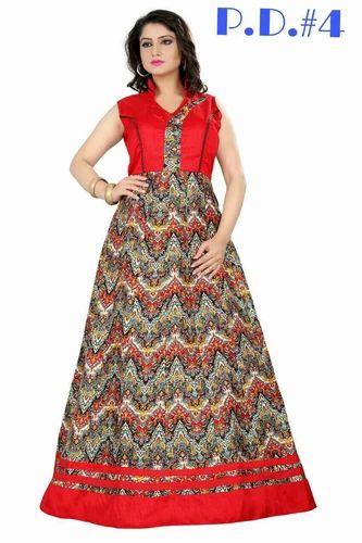 Women XL Beautiful Designer Party Wear Gown 80665f5f8