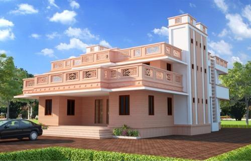 Architectural Design And Construction Haveli Style
