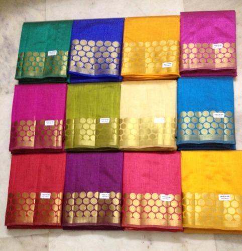 c78a48ebf5 Banarasi Saree at Rs 790 /piece | George Town | Chennai | ID ...