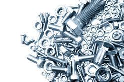 Stainless Steel Nuts 20 and 20 Bolts