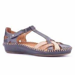 Ladies Casual Sandals, Size: 5-8