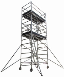 Aluminum Staircase Scaffolding
