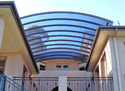 Polycarbonate Roofing Work