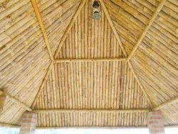 Bamboo Roof