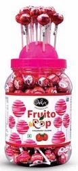 Fruitopop Strawberry Lollypop