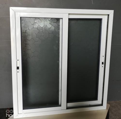 Modern Aluminium Glass Window, For Office, Home