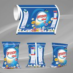 Detergents Packaging Pouches