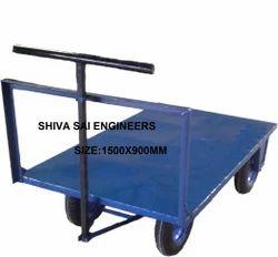 Manual Platform Trolley