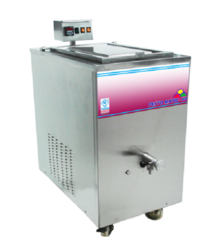 Ice Cream Mix Making Machine - Pesteuriser
