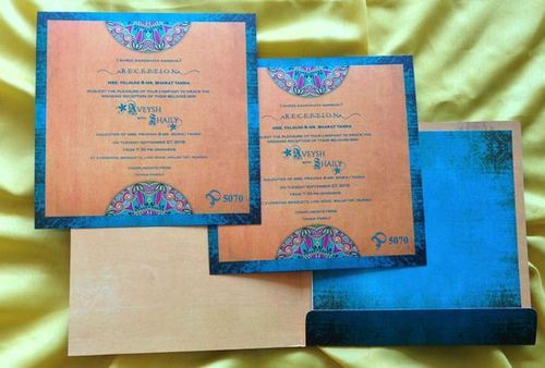 Wedding Cards - Designer Wedding Cards Wholesaler from Ahmedabad