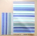 Cotton Stripe Table Runner