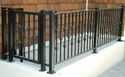 Mild Steel Galvanized Railing