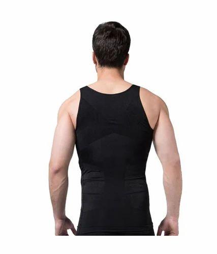 5d8e610611 Tummy Tucker Body Vest For Men at Rs 181.12  piece