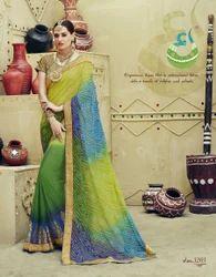 Fashionable Designer Saree
