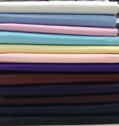 Cotton Satin Shirting Fabric