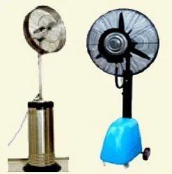 central optical works - Misting Fans