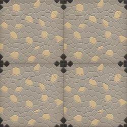 Fluted Floor Tiles