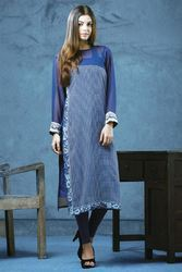 Exclusive Georgette Kurti