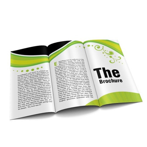 Commercial Printing Service - Brochure Printing Service