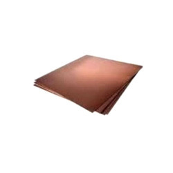 EC Grade Copper Sheet