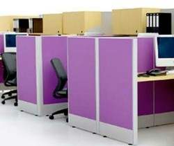 Demountable Office Partition Works