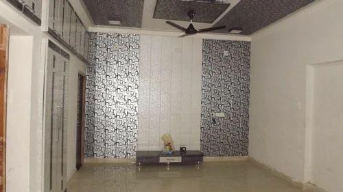 Pvc wall panel work