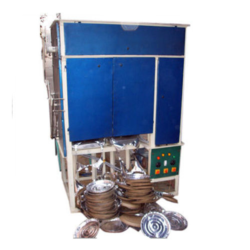 Fully Automatic Disposable Plate Making Machine At Rs 50000 Unit Disposable Plate Making Machine Id 10733060412
