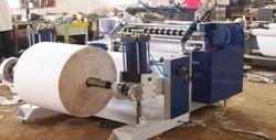 Shreeji Tech Engineering Fax Roll Paper Slitting Machine
