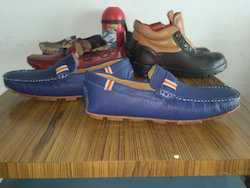 Men Loafer Leather Shoe