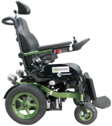 Reclining Power Wheelchair